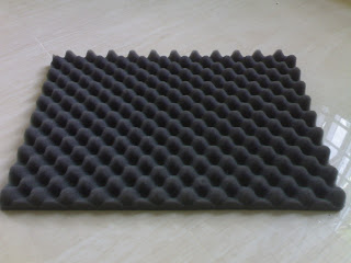 Laptop Cooling Mat From Discarded Packaging material