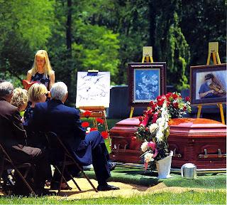 Funny Joke - Eulogy Funeral