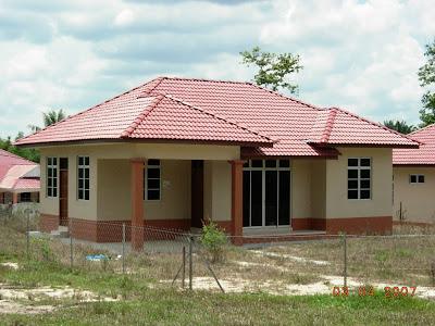 Bentuk Rumah Terkini