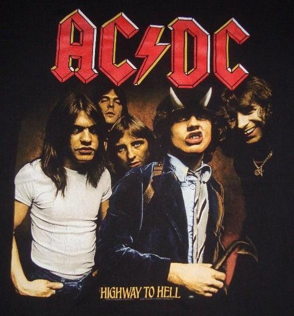Acdc Highway To Hell : ac dc highway to hell shirt free postage sold bundle4life ~ Russianpoet.info Haus und Dekorationen
