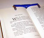 BlueZap FlipKlip Cool Little Book Holder - check out this handy tool!