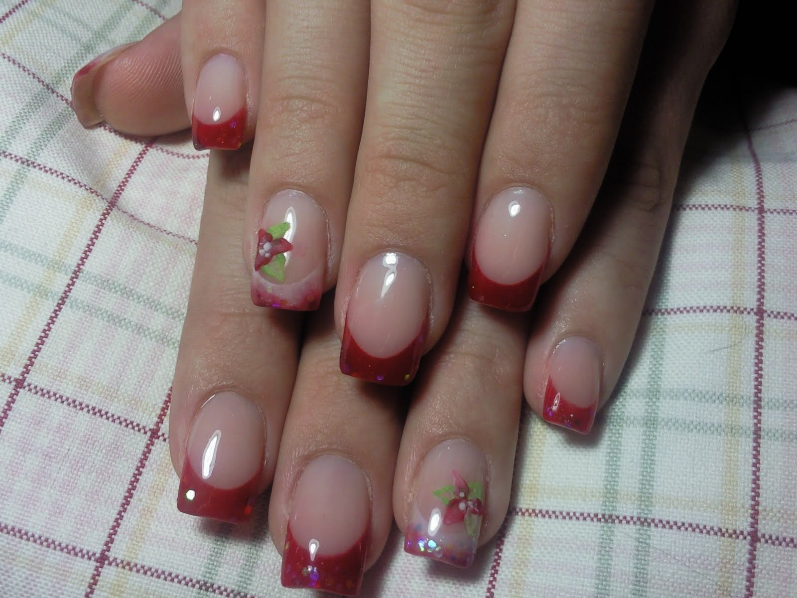 Uñas Nevadas Attys Nails
