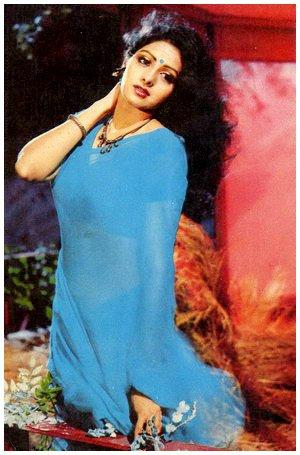 Sridevi: Mr India (1987)