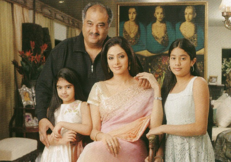Sridevi sridevi at home for At home pics