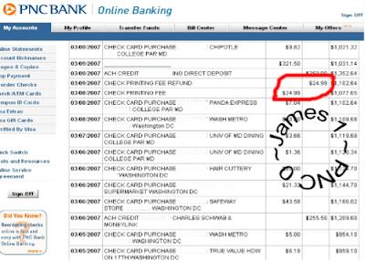 Pnc Bank Account