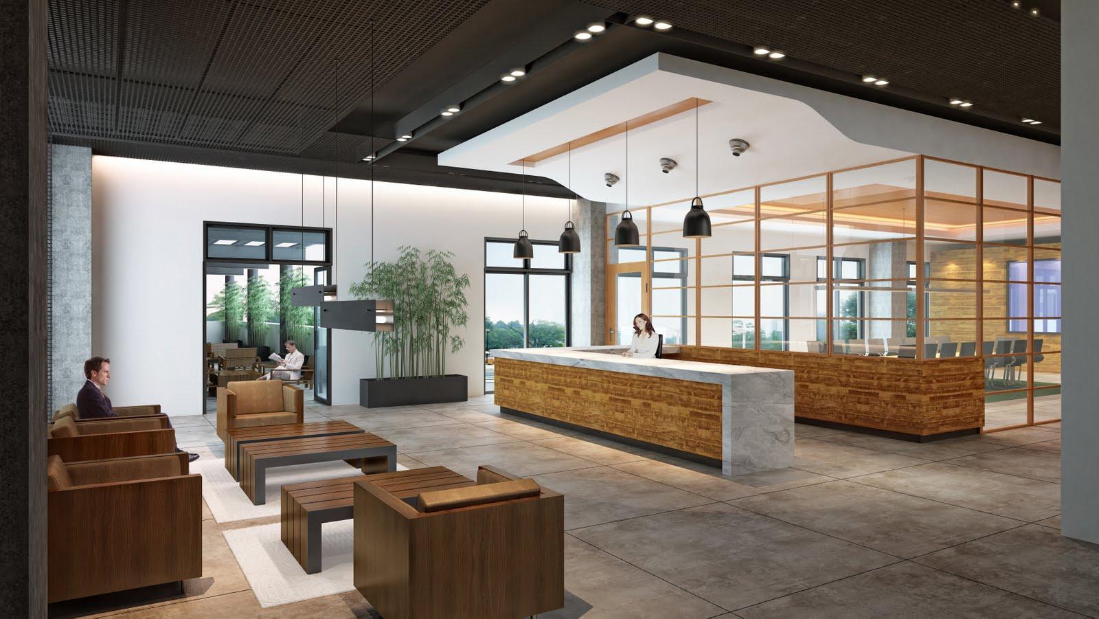 Shubin Donaldson Gk Lounge Renderings