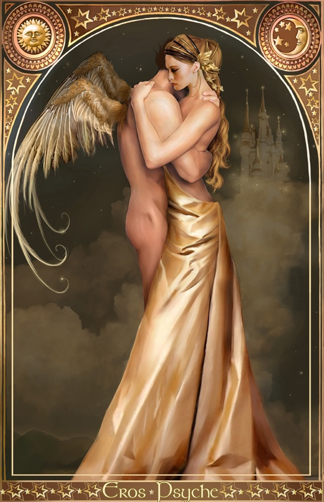Twinflame Astrology: Eros & Psyche ~ The Myth