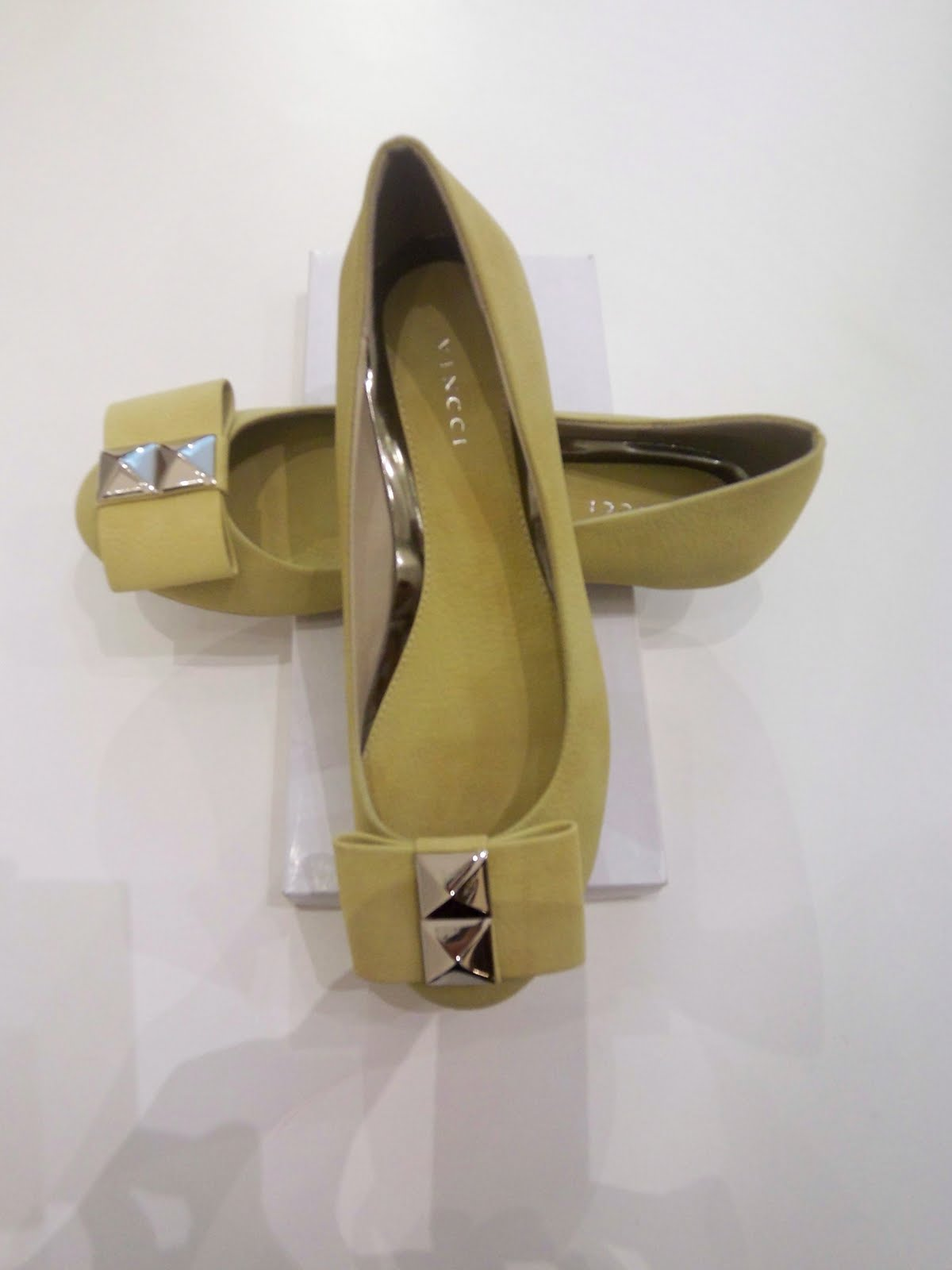 b3173507444d JSC 6181 - Hello Yellow Flat Shoes
