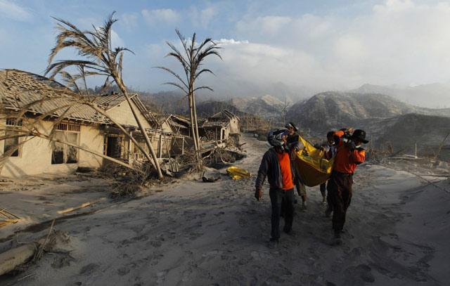 Situs Berita Indonesia FotoFoto Akibat Letusan Gunung