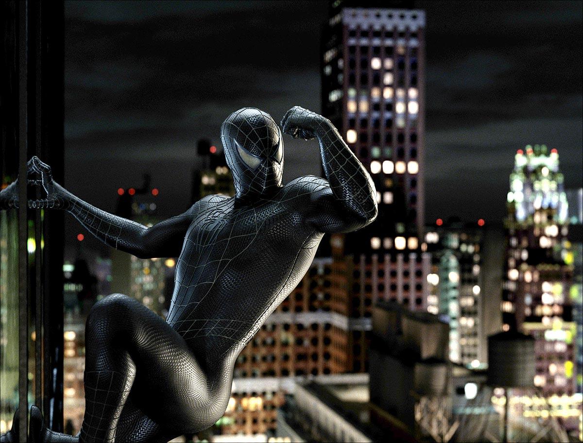 phil on film review spider man 3. Black Bedroom Furniture Sets. Home Design Ideas
