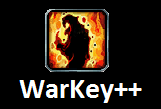 warkey - WarKey++ Features:1. Supports Warcraft 1.26 patch and other previous versions.2. Active/Disable Enemy/Ally HP bars.3. Macro Hotkeys.4. Quick Messages for Allied and All.5. Disable Left Key.6. Very simple and nice interface. Strong function.7. Set Inventory Keys to, ALT+.8. Program Hotkeys.9. Makes mouse cursor stay in window while playing in Window Mode. - Free Game Hacks