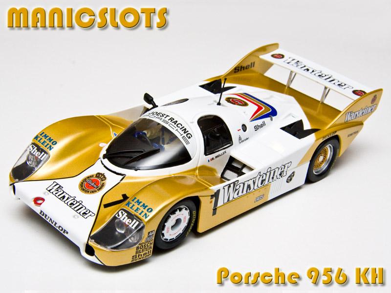 manicslots 39 slot cars and scenery gallery porsche 956kh. Black Bedroom Furniture Sets. Home Design Ideas