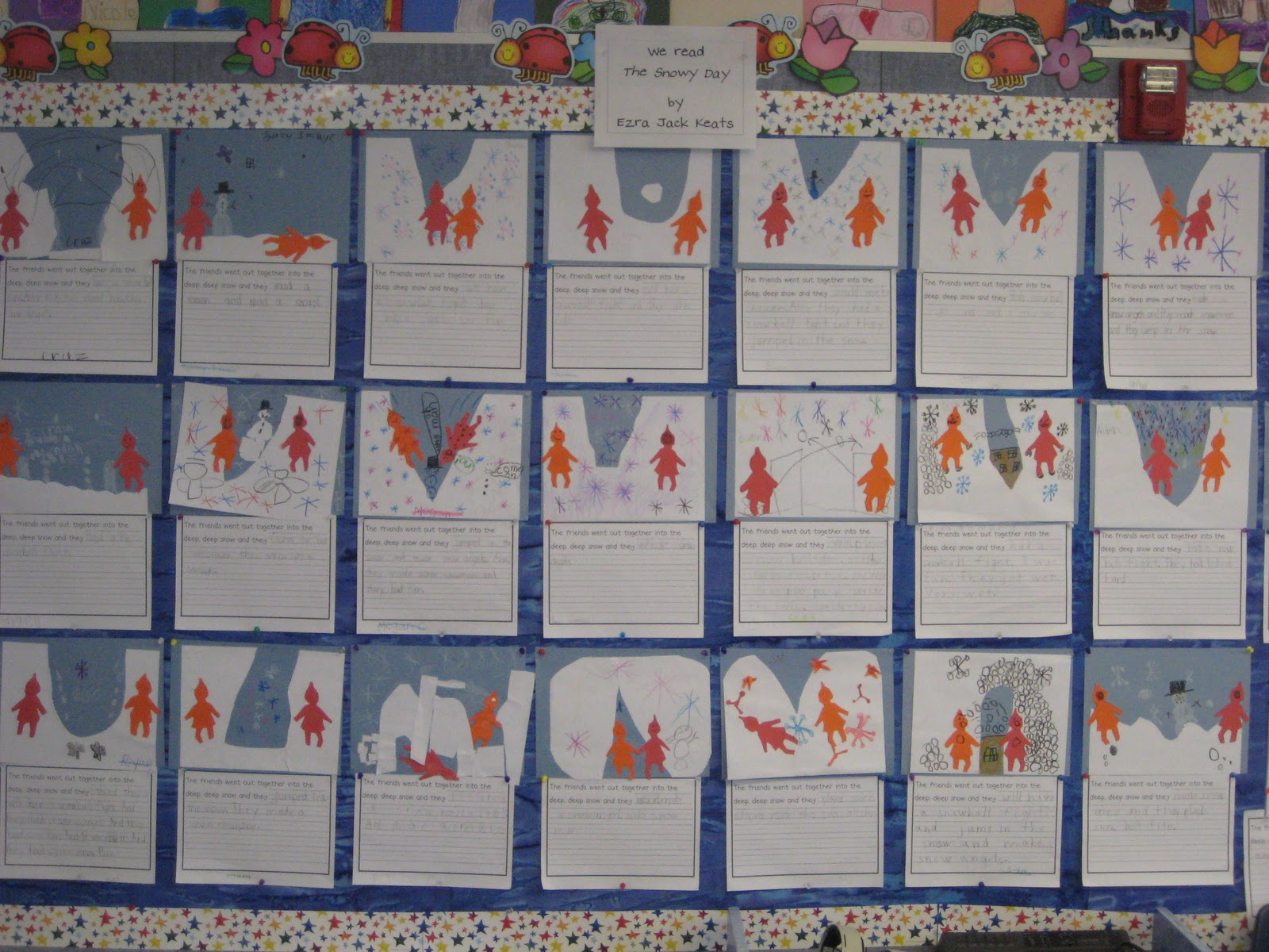 Snowy Day Cause And Effect Worksheets First Grade Snowy