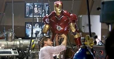 Iron Man - Best Movie 2008