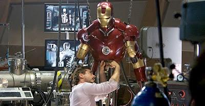 Iron Man - Las mejors películas de 2008