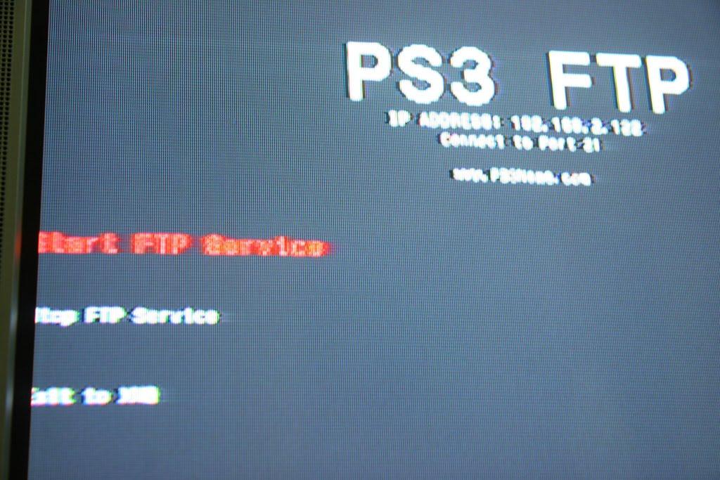 ftp server ps3 3.55