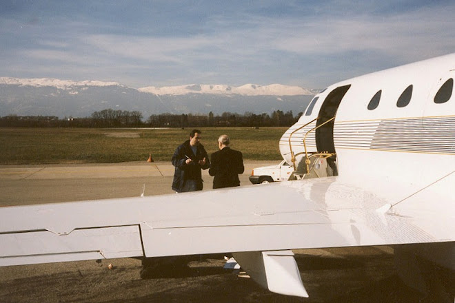 Geneva International Airport, Switzerland 1995.