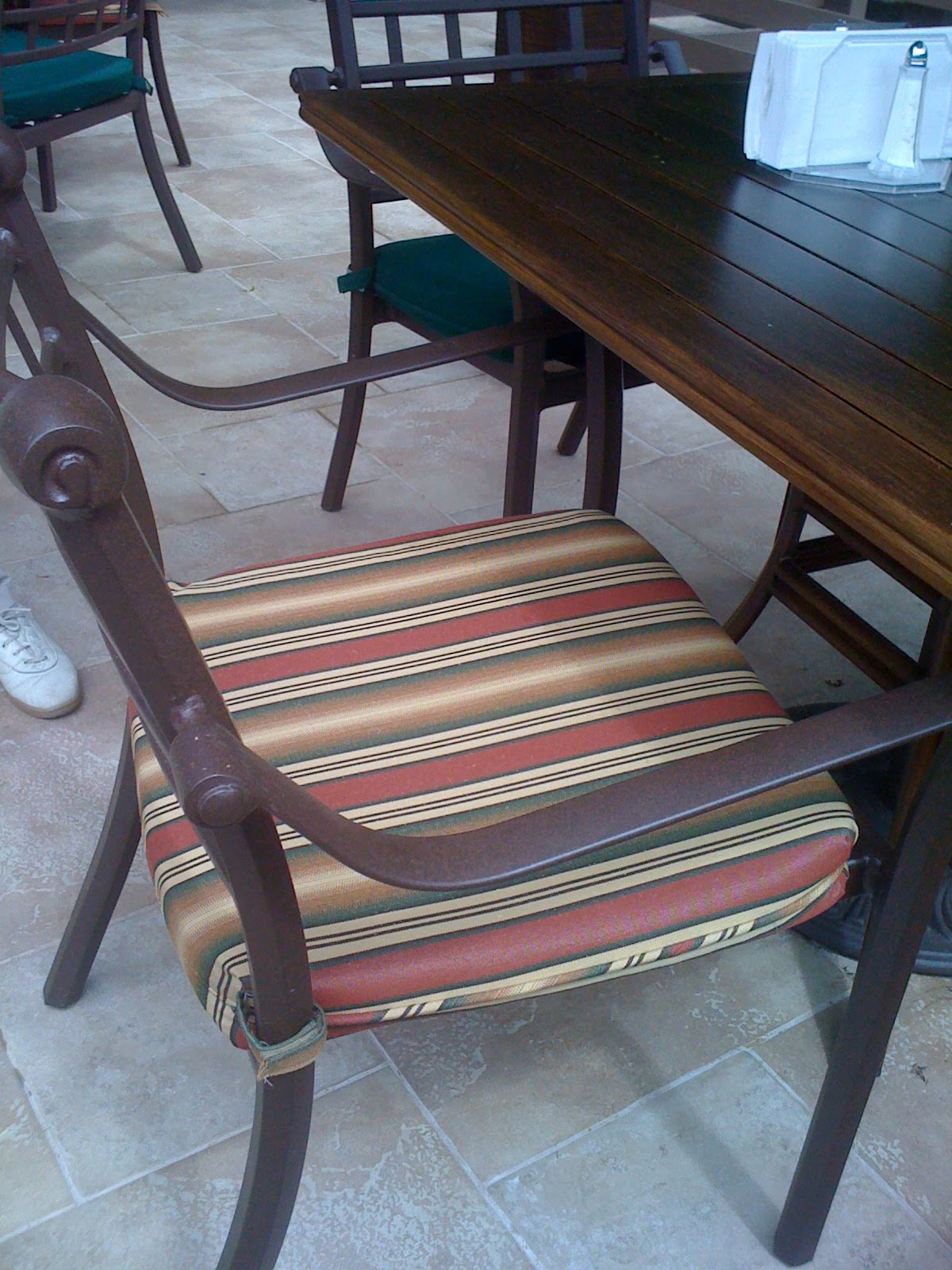 roman chair alternative fabric to cover dining room seats sew bee it sweet summertime