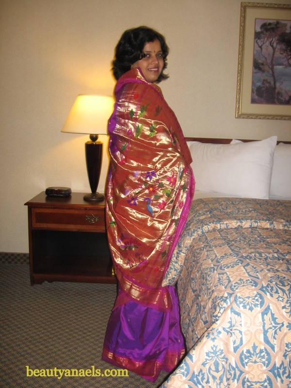 Dubai Telugu Aunty Photos  Youtube Videos  Kajol Photos -6870
