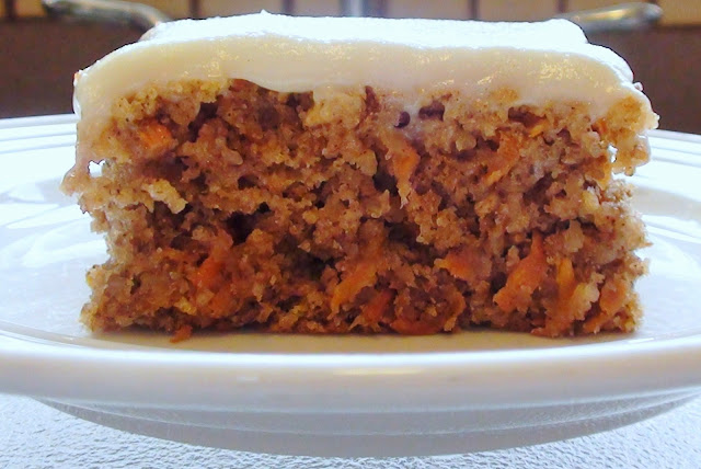 Carrot Cake Recipe Uk No Nuts: Zsuzsa Is In The Kitchen: SWISS CARROT CAKE
