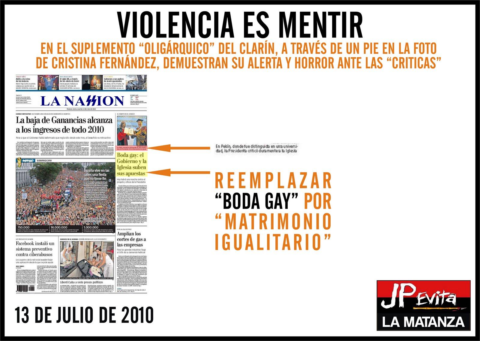 07/01/2010 - 08/01/2010 | JP EVITA La Matanza