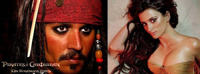 Pirates 4  Movie - On Stranger Tides