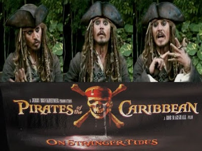 Pirates of the Caribbean 4 HD Trailer