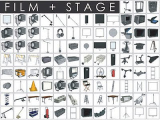 Download Sketchup Components: Film + Stage - SketchUp Components