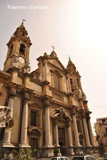 Chiesa di SantIgnazio allOlivella
