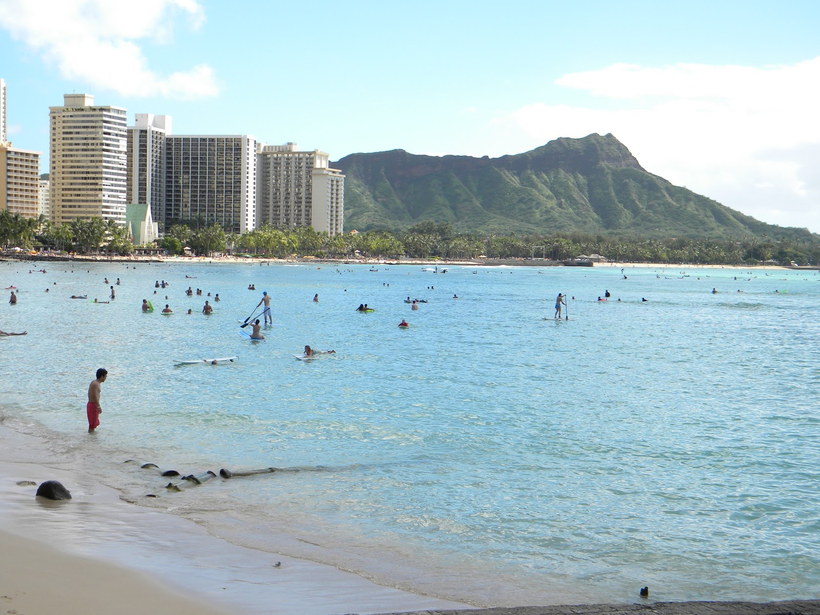 All Hawaii News: Hawaii tourism up, Honolulu foreclosures