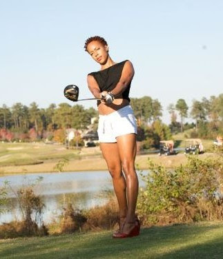 andia winslow golf