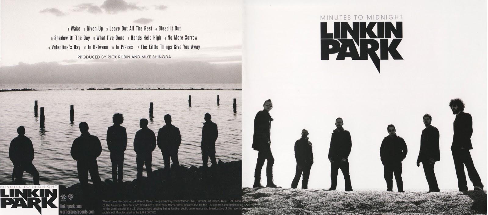 Linkin park minutes to midnight скачать альбом бесплатно torrent.