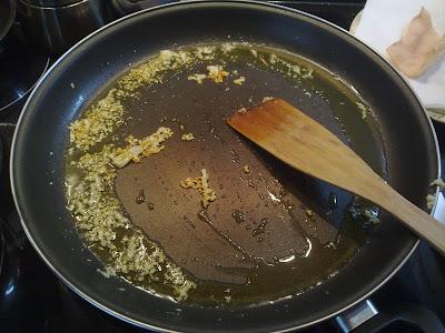 doramos ajos para arroz negro