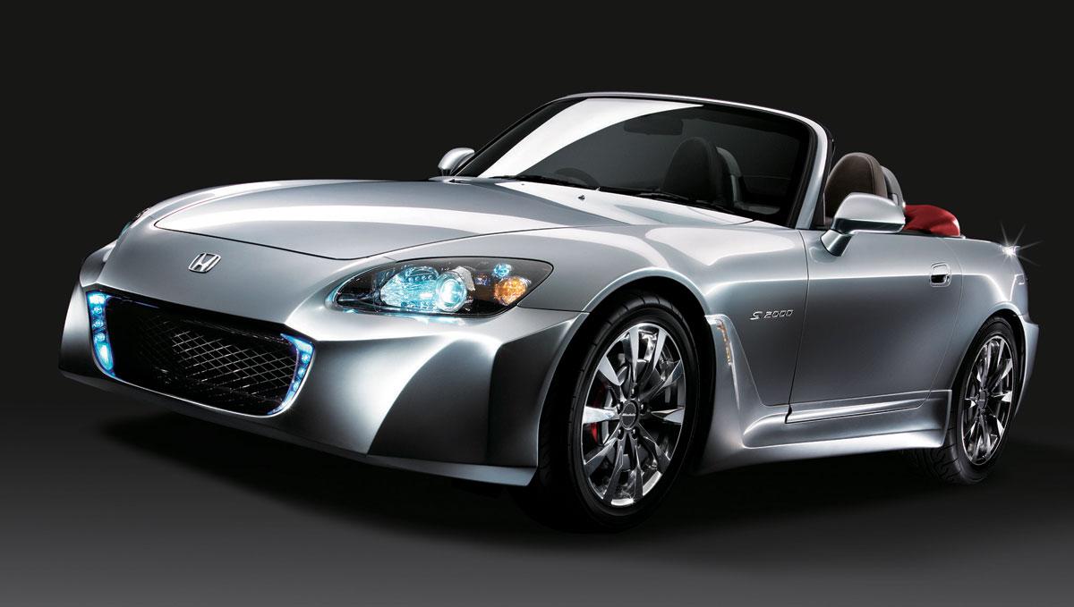 SPORT CARS DESIGN: HONDA