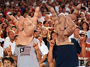 Image result for texas longhorn hand salute signal