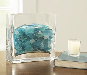 Sea Glass Love Decorating Craft Ideas Completely Coastal