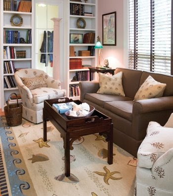 coastal rug decor ideas for living room