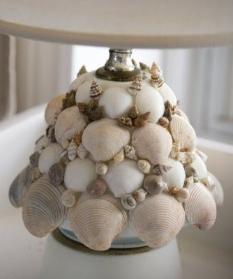 seashell lamp