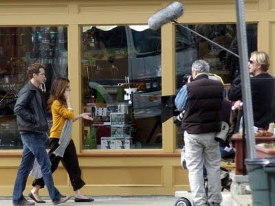 Main Street Rockport filming The Proposal