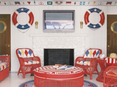 Diamond Baratta Nautical Home