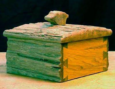 Driftwood Box