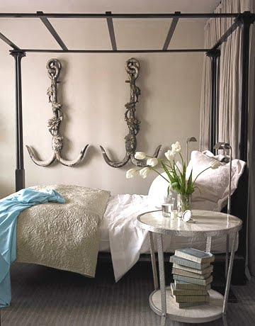 Wall decor anchors bedroom inspiration