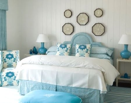 sailor valentines bedroom wall decor design idea