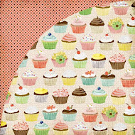 Cupcake by Basic Grey!