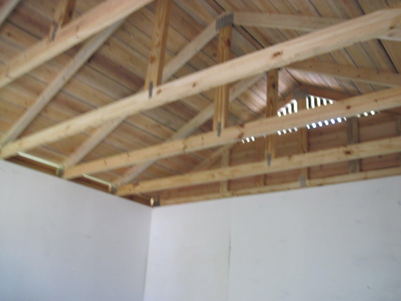 Hip Roof Barn Truss Design 8x10x12x14x16x18x20x22x24 Josep