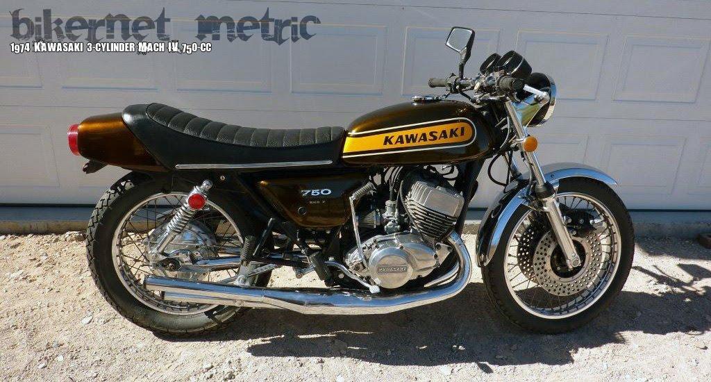 1974 Kawasaki 750 2 Stroke – Wonderful Image Gallery