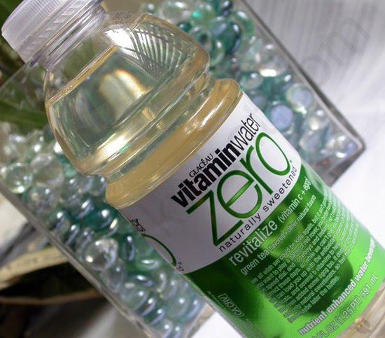 Bridget Beari Design Chat: Vitamin Water Zero