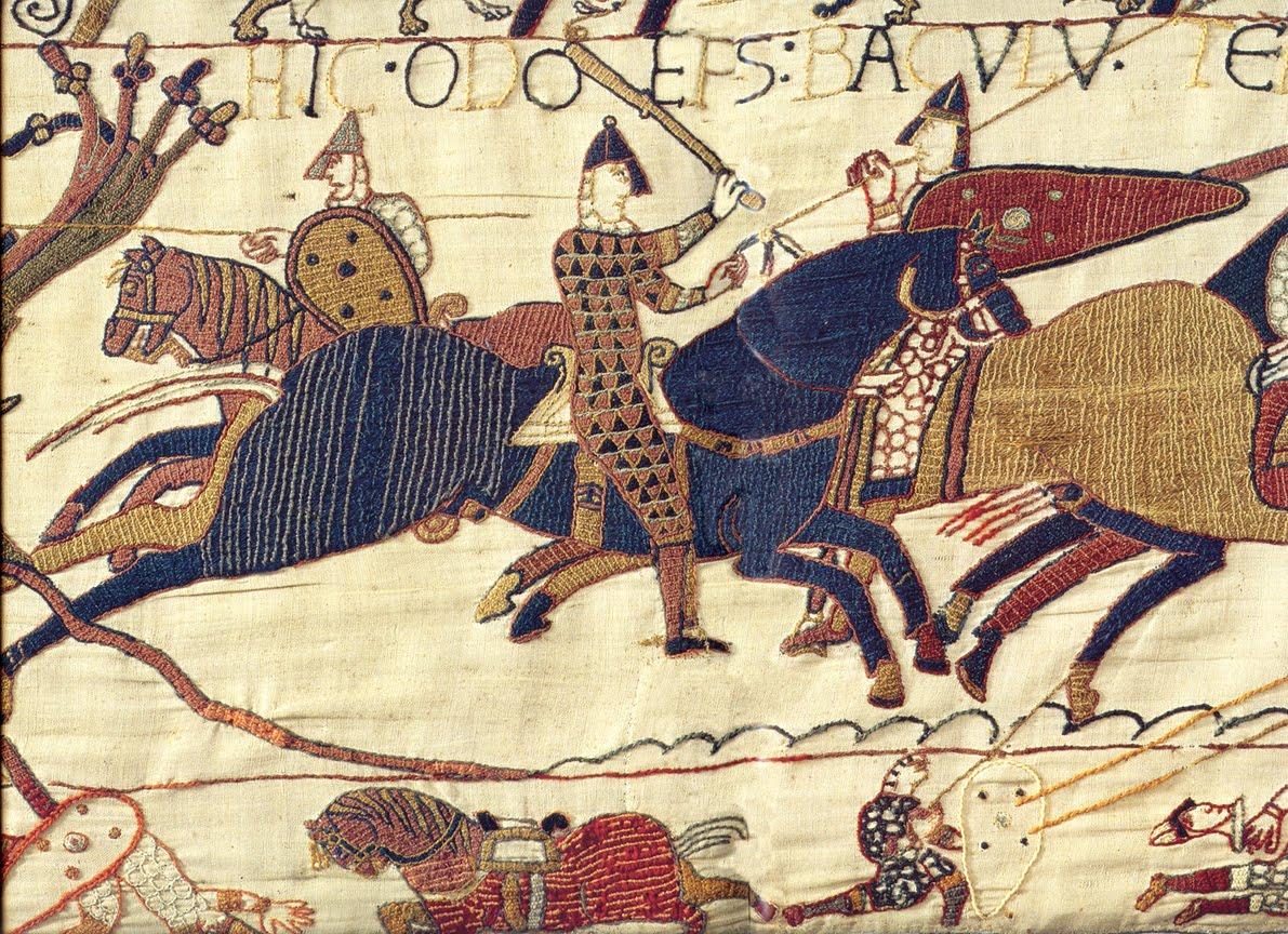 Alanna Cavanagh Inspiration Bayeux Tapestry