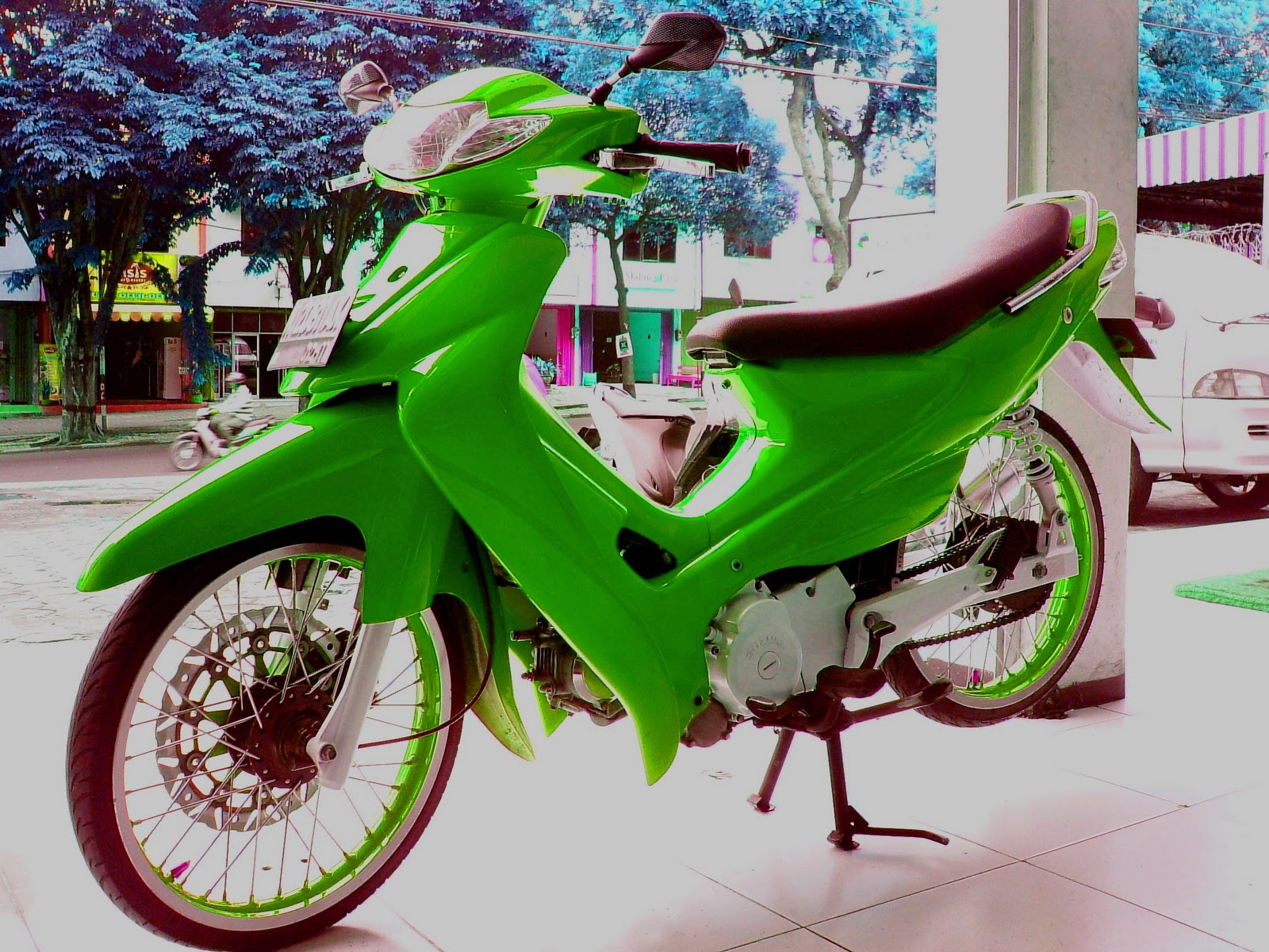 Suzuki Smash indonesia