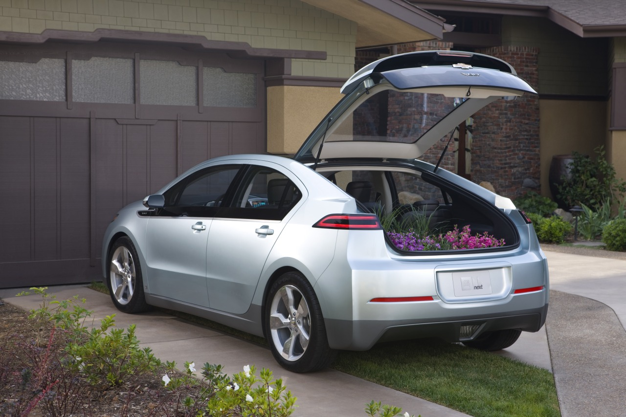 Chevy Volt And Electric Car Sales For July
